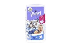 Bella Baby Happy pelenka 3 Midi 5-9 kg, 52 db