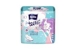 Bella For Teens eü.betét Sensitive (kék), 10 db