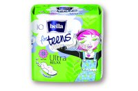 Bella For Teens eü.betét Ultra relax (zöld), 10 db