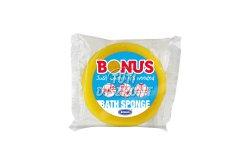Bonus fürdőszivacs kerek B354, 1 db