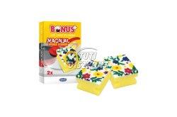 Bonus Premium Line Magical formázott szivacs B476, 2 db
