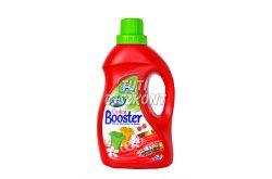 Booster folyékony mosószer  Color, 1 l