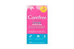 Carefree tb. Airflow fresh cotton, 34 db