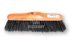 Classic fa partvis fej (fa test,kevert lószőr) 1660-040, 1 db