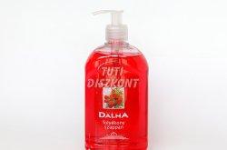 Dalma folyékony szappan pumpás vegyes színek (5 szín), 500 ml