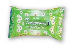 Freshmaker Eko nedves törlőkendő, 72 db