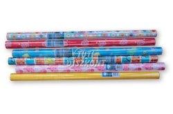 Fűzfői csomagolópapír 2 m x 70 cm, több minta, 1 db