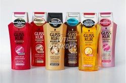 Gliss Kur sampon Színvédő, festett hajra, 250 ml