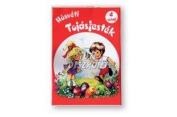 Húsvéti tojásfesték 4 színű, 1 db