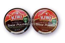 Kiwi fémdobozos cipőkrém fekete, 50 ml