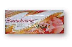 Müller papírzsebkendő 3 rétegű Barackvirág, 100 db