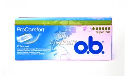 o.b. tampon Procomfort super plus, 16 db