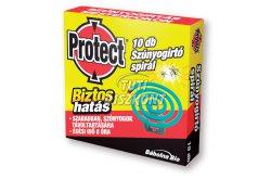 Protect Plus szúnyogirtó spirál, 10 db