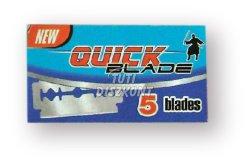 Quick Blade borotva penge, 5 db