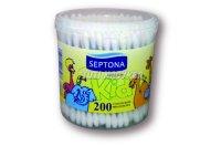 Septona fültisztító Kid, 200 db