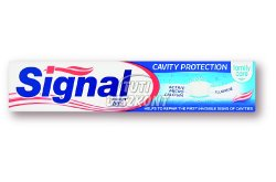 Signal fogkrém Family Cavity protection (piros), 75 ml