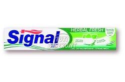 Signal fogkrém Family Herbal fresh, 75 ml