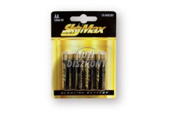 Sky Max 1,5V ceruza alkáli elem bliszteres LR6M/4B, 4 db