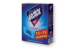 Aroxol szúnyogirtó utántölto lap 30db, 1 db