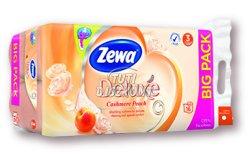 Zewa Deluxe WC papír 3 rétegű Barack, 16 tek