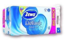 Zewa Deluxe WC papír 3 rétegű Fehér, 16 tek