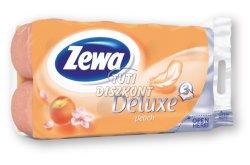 Zewa Deluxe WC papír 3 rétegű Barack, 8 tek