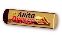 Anita Prince töltött keksz kakaó, 125 g