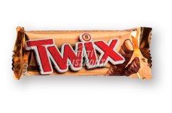 Twix szelet, 48.5 g