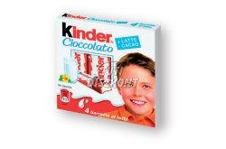 Kinder T-4 csokoládé, 50 g