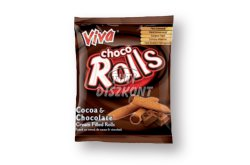 Viva Rolls csokis, 100 g