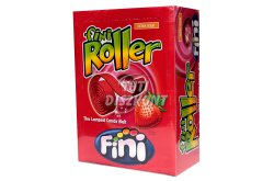 Fini Roller gumicukor eper, 20 g