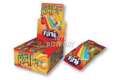Fini Roller gumicukor 4 szinű, 20 g