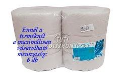 WC papír közületi midi 23cm natúr 1 rétegű 210m rec., 1 tek