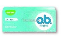 o.b. tampon Super Plus, 16 DB