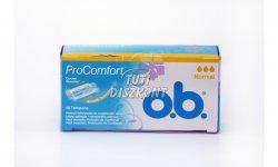 o.b. tampon procomfort normál, 16 DB