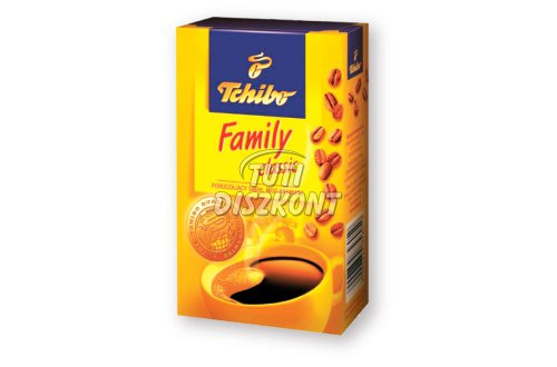 Tchibo Family őrölt kávé, 250 G