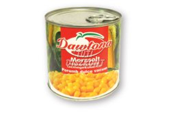 Dawtona csemege kukorica 400g, 400 G