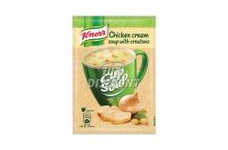 Knorr Bögrés leves Csirkekrémleves, 18 G