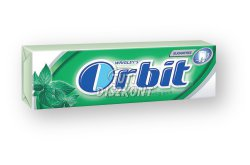Orbit rágó Spearmint- zöld 10db drazsé, 1 DB