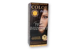 Color Time hajfesték 10-fekete, 1 db