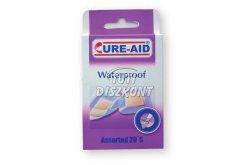 Cure-Aid sebtapasz vízálló, 20 DB