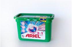 Ariel mosógél kapszula 3in1 Touch of Lenor, 14 DB