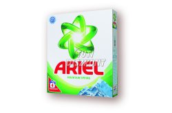 Ariel Ultra kompakt mosópor mountain spring 300 g, 300 G