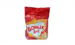 Bonux Ultra kompakt mosópor Tropical Fresh - fehér 1,5kg, 1.5 KG