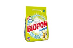 Biopon takarékos kompakt mosópor Normál - fehér, 1.4 KG