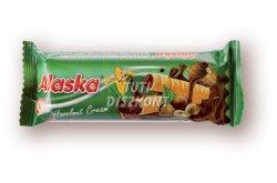 Alaska töltött kukorica rudacska mogyorókrémes, 18 G