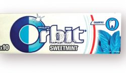 Orbit rágó Sweet Mint 10db drazsé, 1 DB