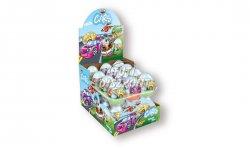 ANL meglepetés tojás Cars 25g, 25 G