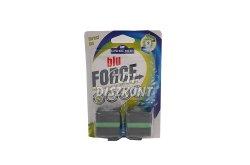 Blue Force wc blue tartály kocka 2db fenyő, 2 DB