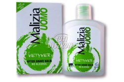 Malizia after shave balzsam Vetyver, 100 ml